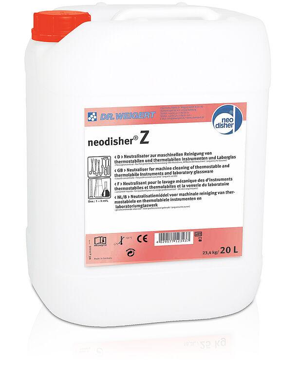 Моющее средство neodisher Z (5 l) Dr.Weigert