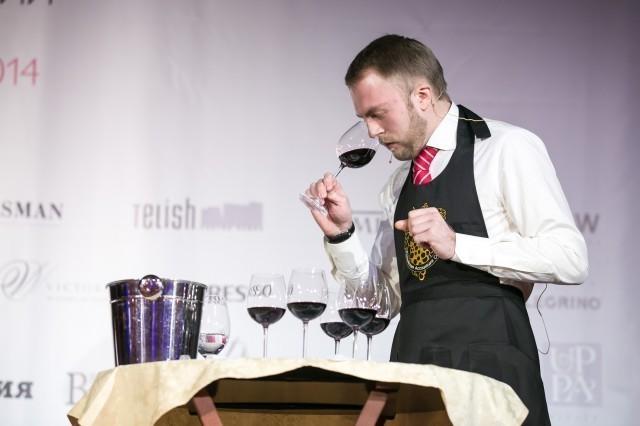 21-я Выставка вин и алкогольных напитков Vinorus