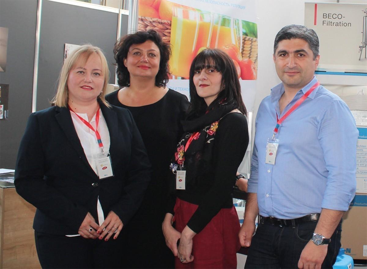 XI Международная выставка вин и спиртных напитков WinExpo Georgia-2018