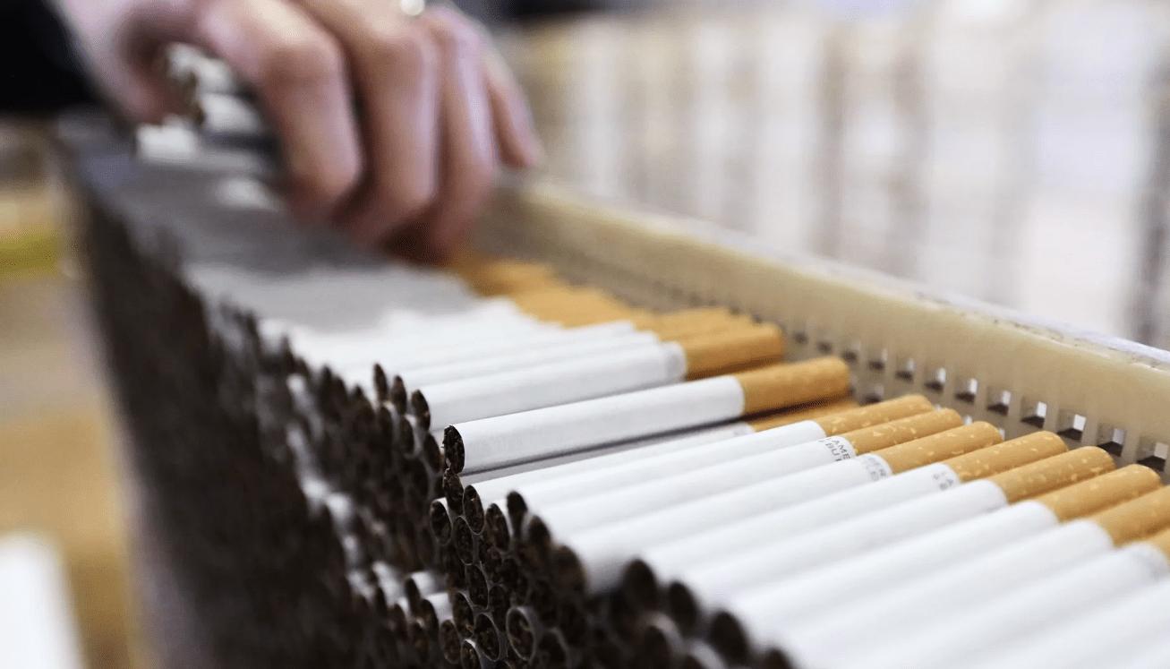 Табачное производство