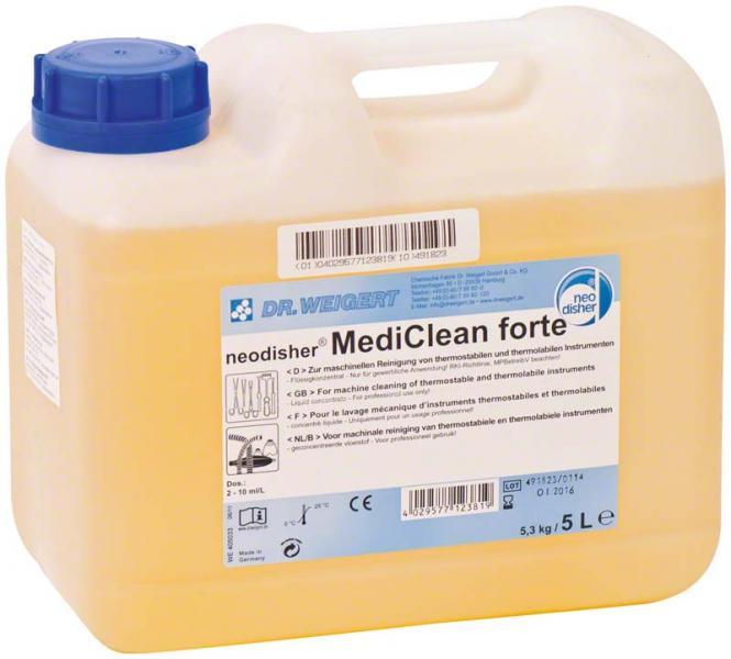 Моющее средство neodisher MediClean forte (5 l) Dr.Weigert