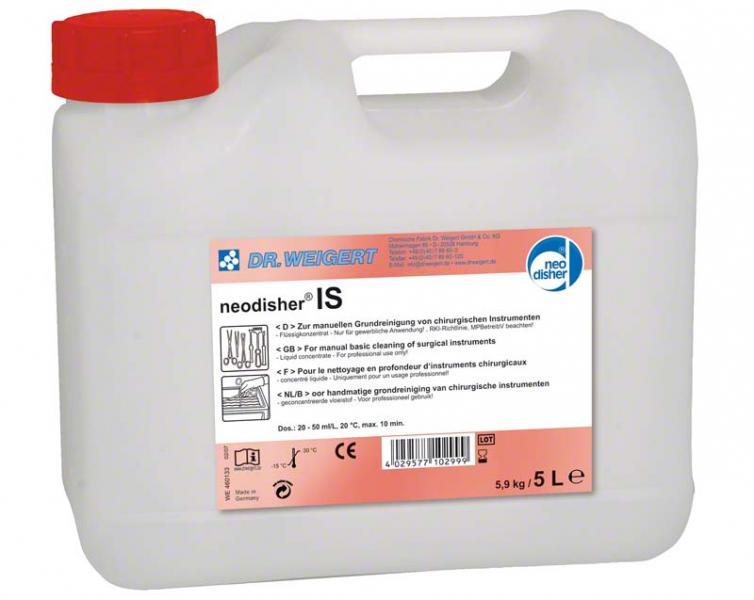 Моющее средство neodisher IS (5 l) Dr.Weigert