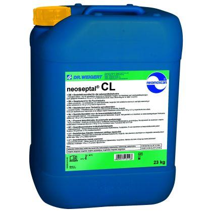 Дезинфицирующее средство neoseptal CL (23 kg) Dr.Weigert