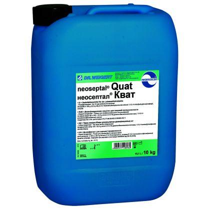 Дезинфицирующее средство neoseptal Quat (10 kg) Dr.Weigert