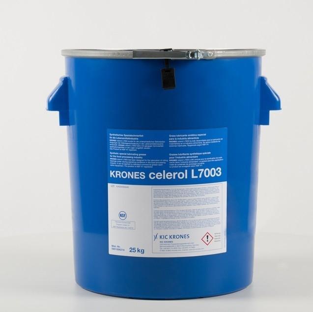 Cмазка конвейерных лент celerol L 7003 KRONES