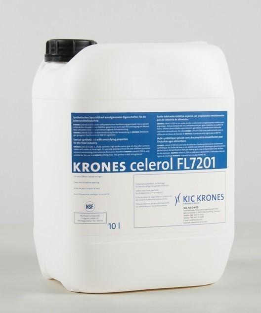 Cмазка конвейерных лент celerol FL 7201 KRONES