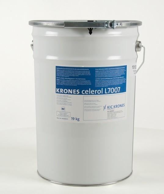 Cмазка конвейерных лент celerol L 7007 KRONES
