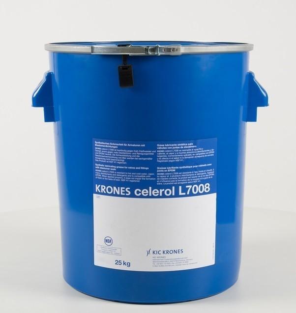 Cмазка конвейерных лент celerol L 7008 KRONES