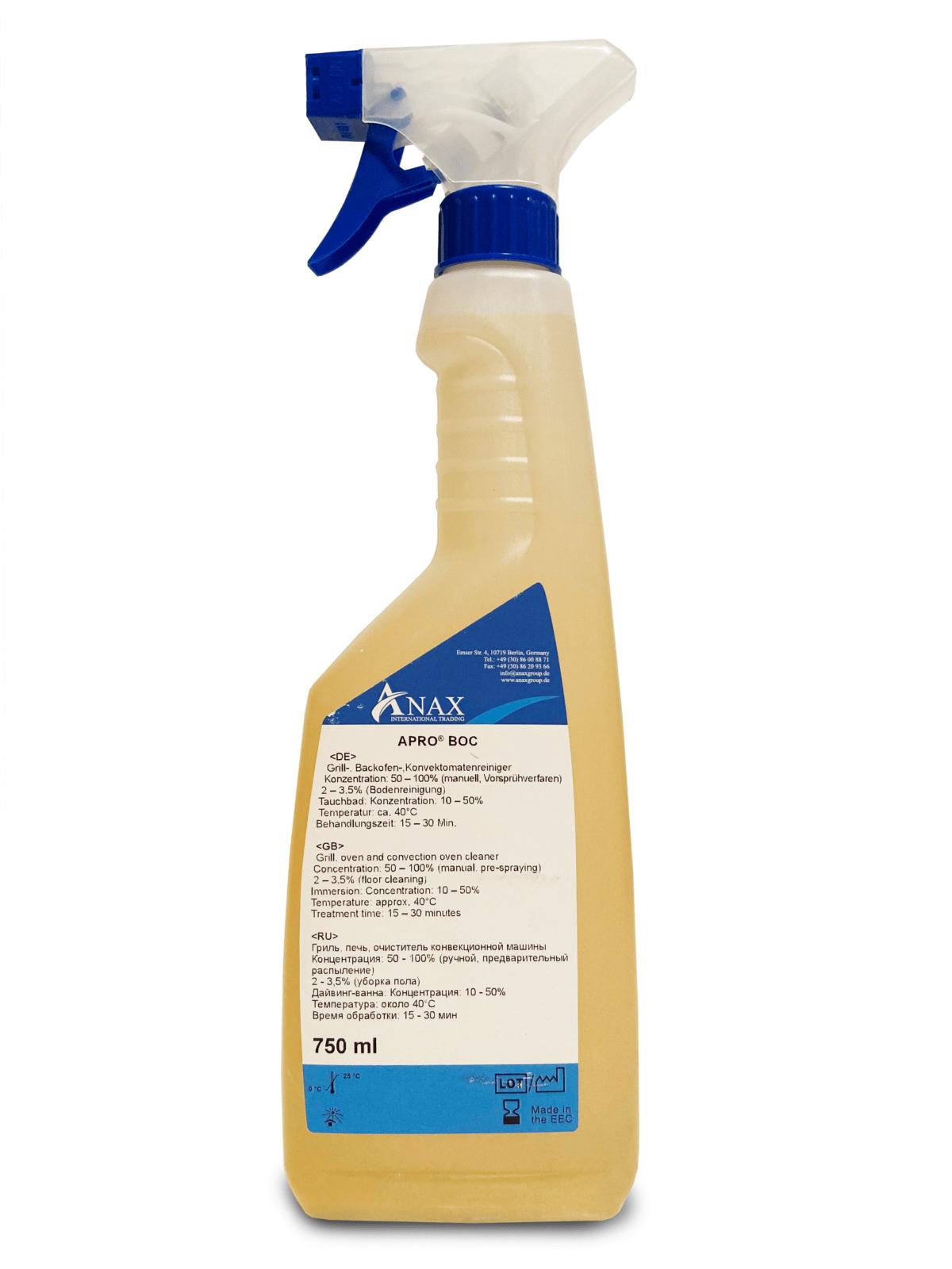 Моющее средство APRO BOC ANAX