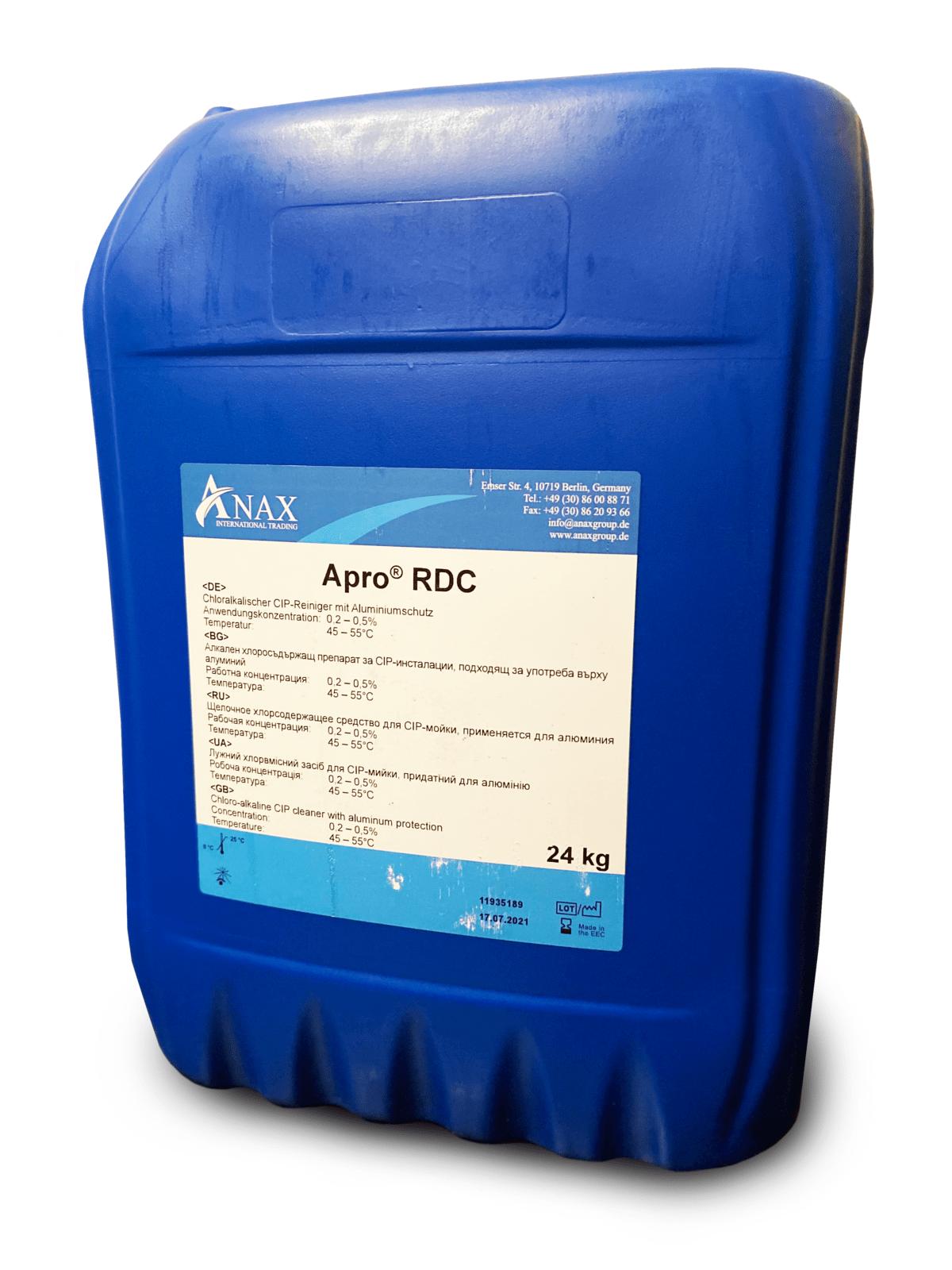 Моющее средство APRO FORTE 15 ANAX