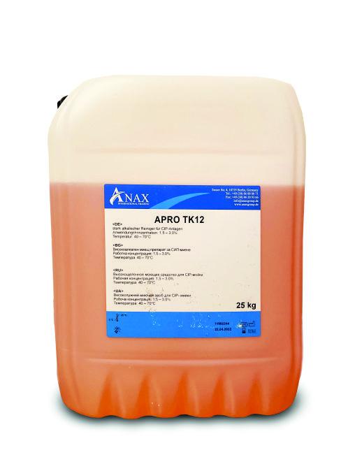 Миючий засіб APRO TK 12 ANAX