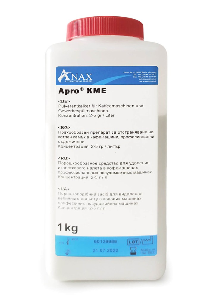 Моющее средство APRO KME ANAX